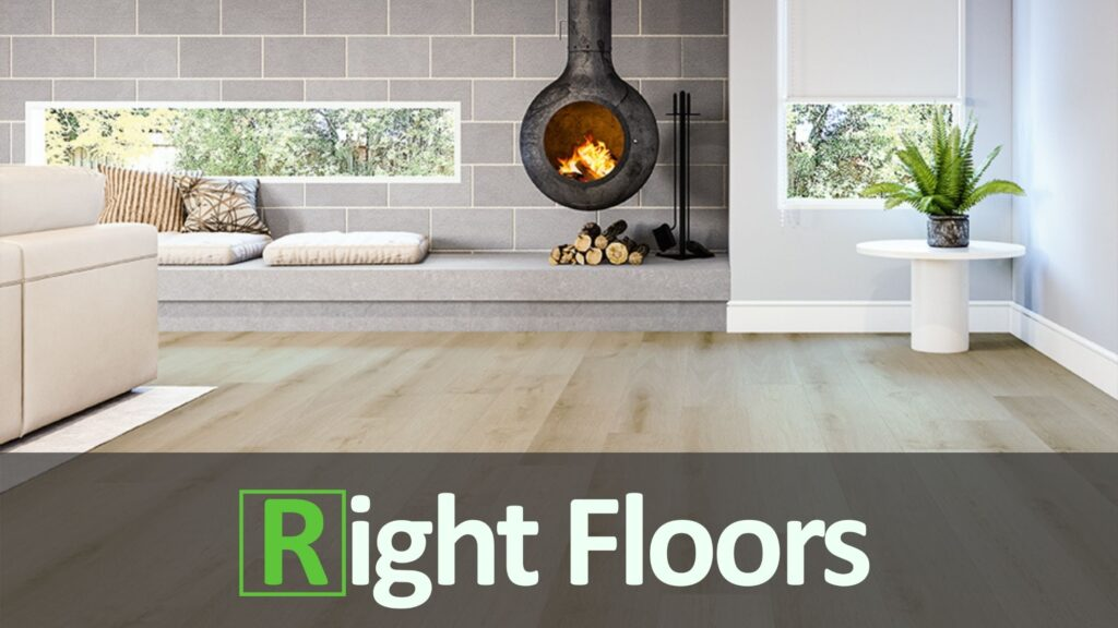 Right Floors Flooring products