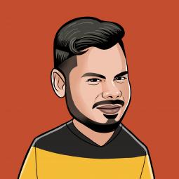 Gary illustration